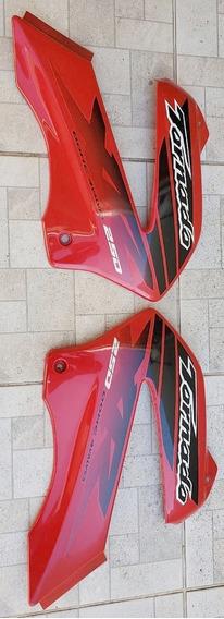 Moto Honda Xr250 - Asa Tanque Tornado Original