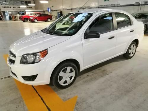 Imagen 1 de 15 de Chevrolet Aveo 2018 1.6 Ls At