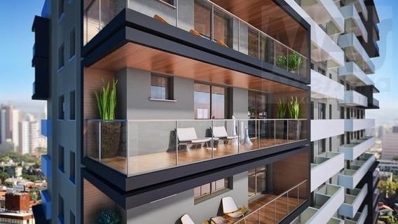 Apartamento Para Venda Em Porto Alegre, Petrópolis, 1 Dormitório, 1 Suíte, 2 Banheiros, 1 Vaga - Lva066_2-477138