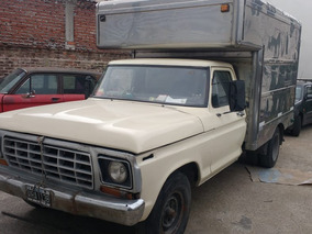 Ford F-250 Año 1982 Duales