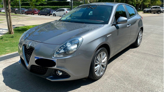 Alfa Romeo Giulietta Distinctive 170cv