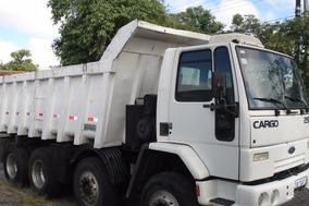 Ford Cargo 2932 Bi-truck Basculante Rossatto Caminhões