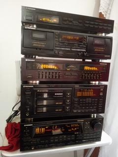 Tuner Amplificador Equalizador Vintage Desde Mil