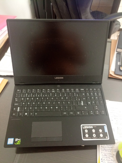 Notebook Gamer Lenovo Legion Y530 (somente Venda)
