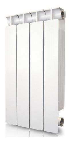 Radiador Peisa T500/80 X 4 Elementos + Set