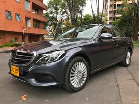 Mercedes Benz Clase C 200 Exclusive 2.0t De 184 Hp