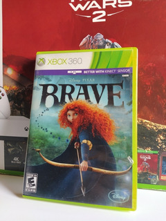 Brave - Valiente Xbox 360 Físico Usado Original