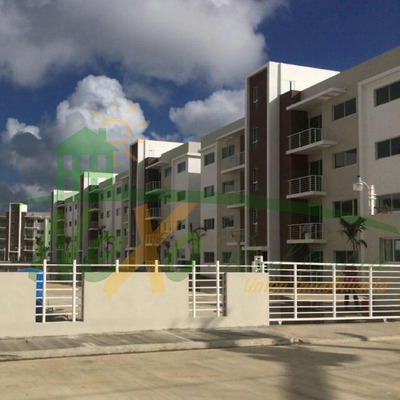 Apartamento 2do Nivel Residencial C/piscina Stgo