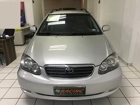 Toyota Fielder 1.8 Xei Flex Automática 2008