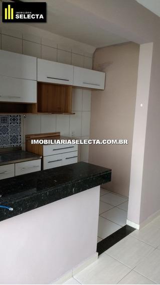 Apartamento 2 Quarto(s) Para Venda No Bairro Vivendas Em São José Do Rio Preto - Sp - Apa2462