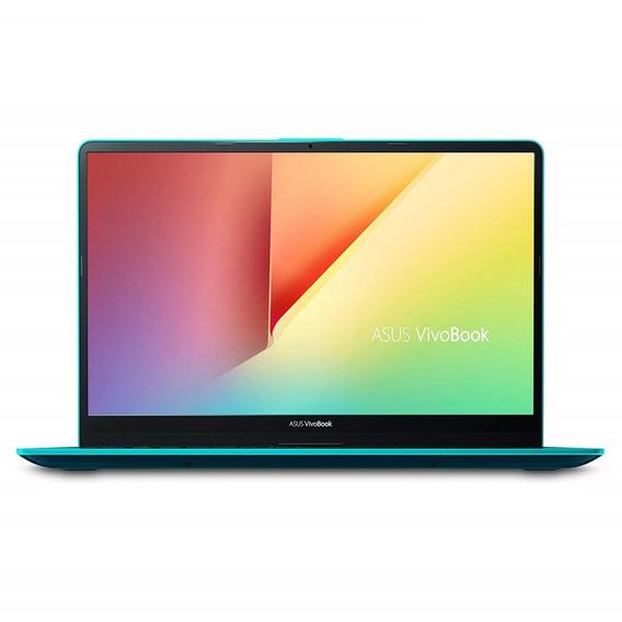 Laptop Asus Vivobook S15 Intel I5 8gb 256gb Win 10 Huella