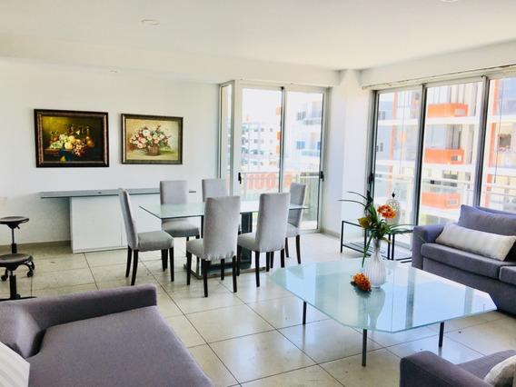 Renta Apartamento Amueblado 2 Habitaciones Evaristo Morales