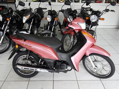 Honda Biz 100 Es 2014, Aceito Troca, Cartão E Financio