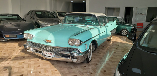 Cadillac Ex Ricardo Finochietto