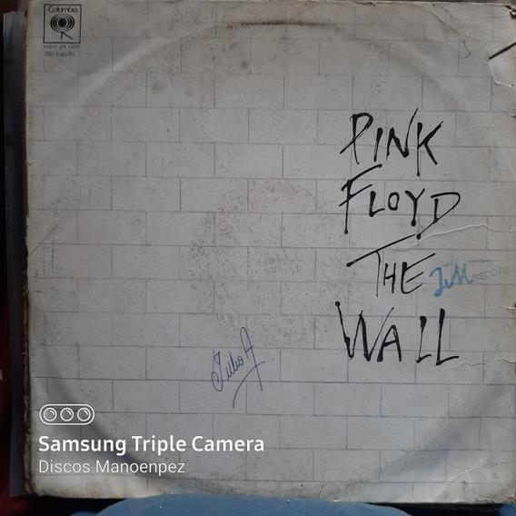 Vinilo Pink Floyd The Wall 2 Discos Bi1
