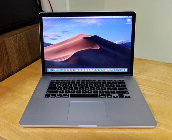 Macbook Pro Retina 2.8 Quad Core I7 16gb Ram 1tb Ssd. Top!!!