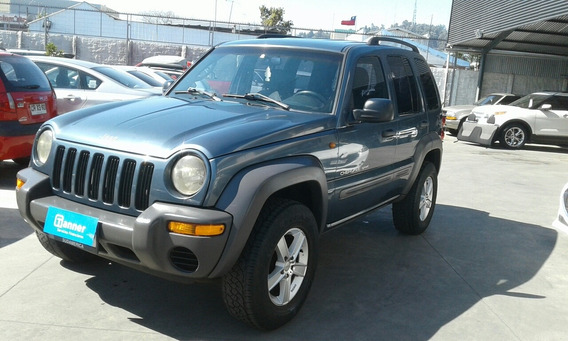 Jeep Cherokee Liberty 3.7