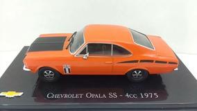 Miniatura Opala 1:43 Chevrolet Collection Ss 1975