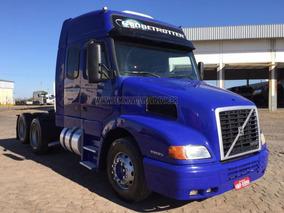 Volvo Nh-12 380 6x2 Globetrotter Azul - Reliquia