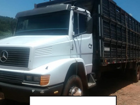 Caminhão Boiadeiro Mercedes Mb 1218 6x2 Trucado R$ 80.000.