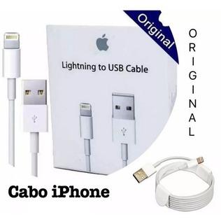 Cabo Apple Usb iPad iPhone Único Original