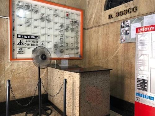 Ampla Sala No Centro De Niterói - Sa0051