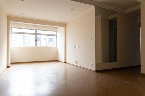 Apartamento Para Aluguel - Higienópolis, 3 Quartos, 108 - 893106378