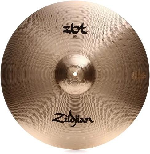 Prato 20'' Zildjian Ride Zbt