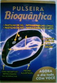 Pulseira Bioquantica Cmn, 150,00 Reais
