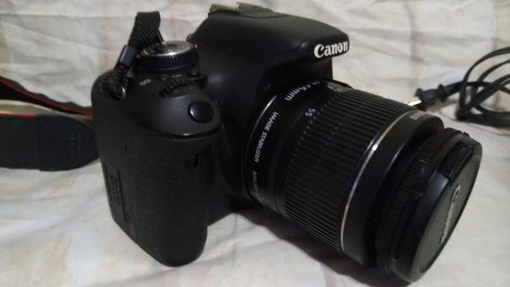 Câmera Canon T3i / Com Lente 18-55