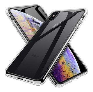 Funda Tpu Slim Transparente iPhone 6s 7 8 Plus X Xr Xs Max