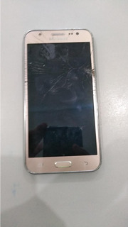 Celular Samsung J 500 Para Retirar Peças