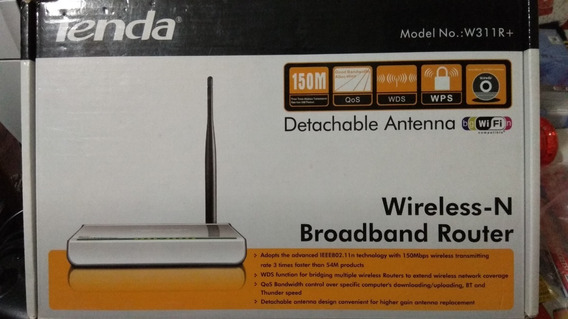 Router Tenda 150 Mbps