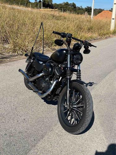 Imagem 1 de 4 de Harley Davidson 883 Iron