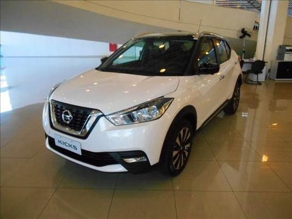 Nissan Kicks 1.6 16v Flexstart Sl 4p Xtronic 2019/2020