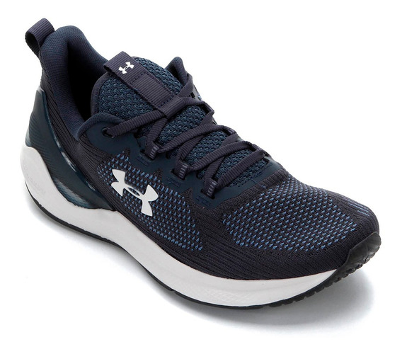 Tênis Under Armour Charged Envolve Azul E Branco - Original