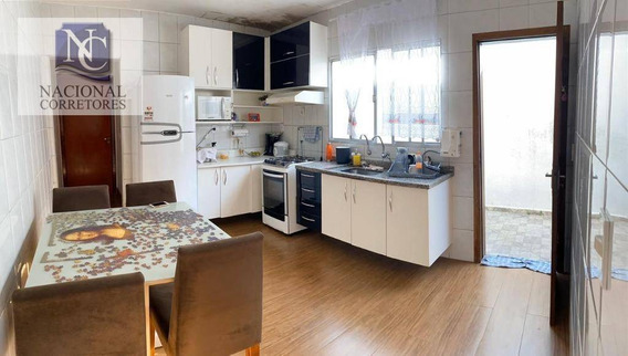 Casa Com 2 Dormitórios À Venda, 110 M² Por R$ 490.000,00 - Paulicéia - São Bernardo Do Campo/sp - Ca2965