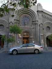 Automóvil De Lujo Para Matrimonios Lexus Ls 460 Lwb