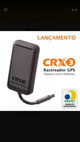 Rastreador Crx3 + Rele