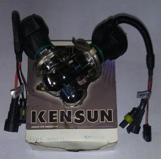 Luces Hid H4 8000k, Alt/baj., Bi-xenon Marca Kensun