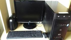 Computador Windows 7 Pentium Dual Core Ram 2gb Hd 320gb