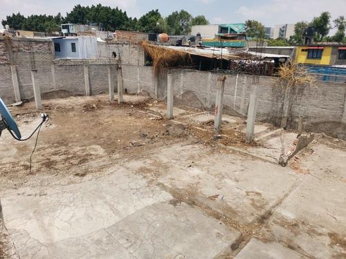 Imagen 1 de 11 de Azcapotzalco Terreno 600 Mts. 2 Cuadras Hospital La Raza