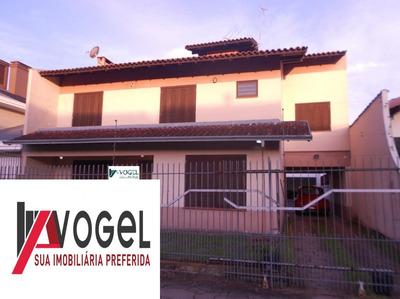 Casa Com 04 Dormitório(s) Localizado(a) No Bairro Rio Branco Em São Leopoldo / São Leopoldo - 3201090