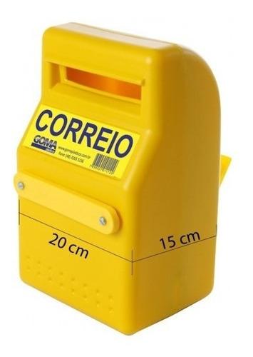 Caixinha De Correio Pop / Correspondência Para Grade (141)