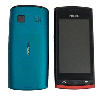 Lote Celular Nokia 500 13 Un. No Estado