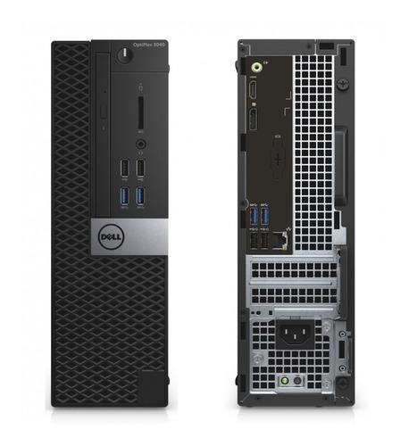 Imagem 1 de 10 de Cpu Dell Optiplex 3050 Core I3 7ger 4gb 500gb - Promoção