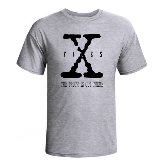 Camisa Camiseta Serie The X Files Arquivo X Seriado