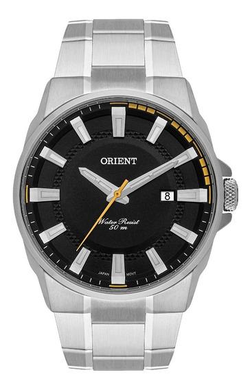 Relógio Orient Masculino Analogico Mbss1369 D1sx