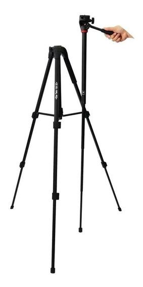 Tripe Camera Digital Filmadora Dslr Aluminio 1.5m Tr551an