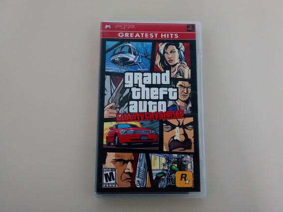 Gta Grand Theft Auto Liberty City Stories Completo Psp